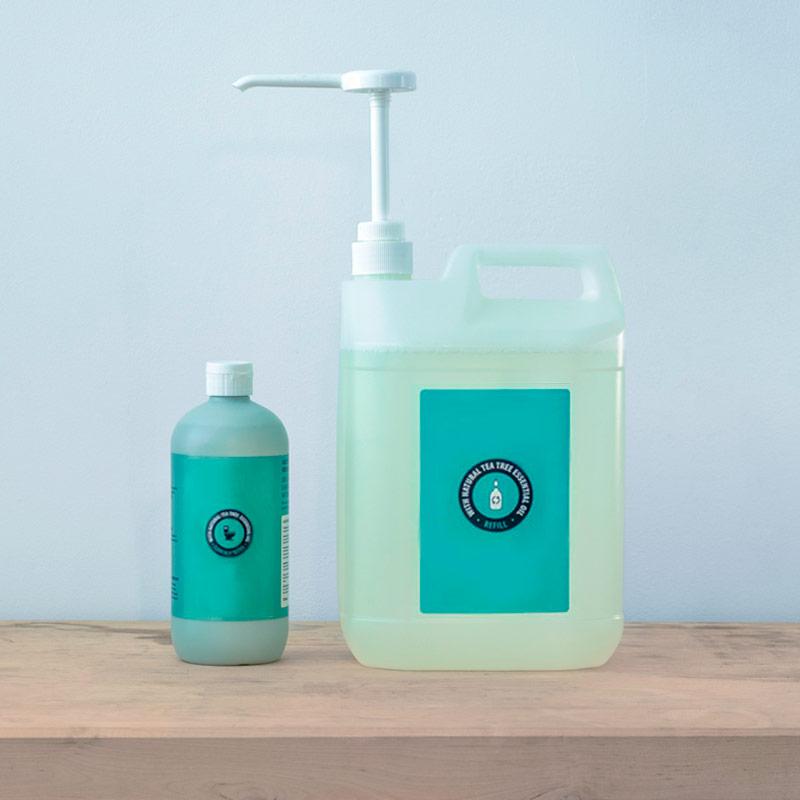 Consumíveis para casas de banho