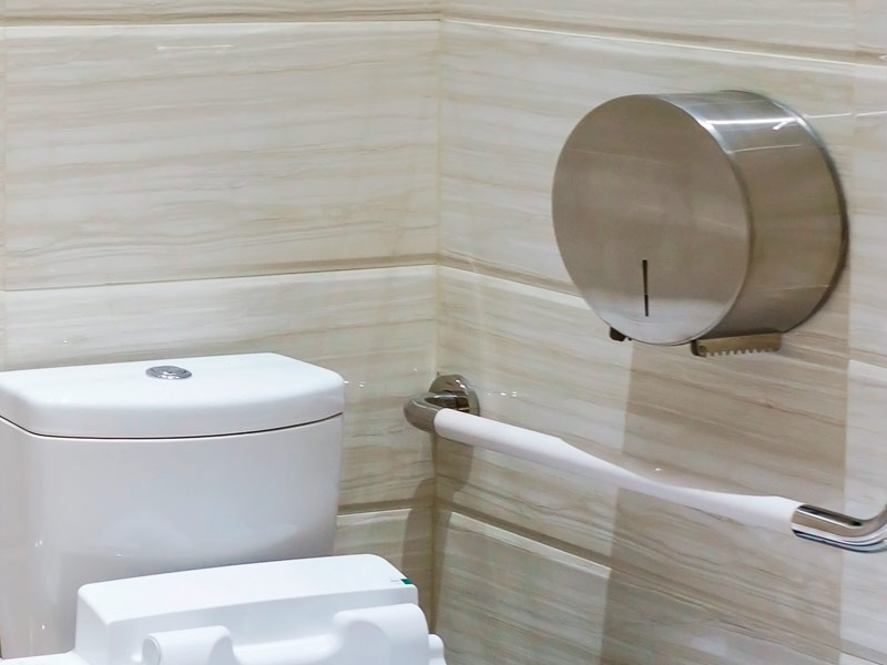 Produtos e equipamentos de higiene