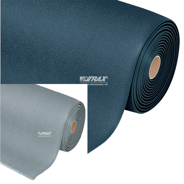 TAPETE  SOFT-TRED N-411 BL/YL 600X18,3MT - ANTI-FADIGA