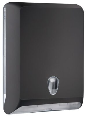 DISPENSER TOALHAS ABS MG-103 N - SÉRIE LUXO ABS COLOR - ZIG ZAG