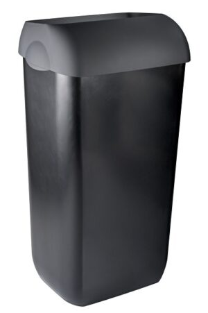 PAPELEIRA BASC ABS23L MG-5008 N BLACK - PAPELEIRAS - SÉRIE LUXO ABS COLOR